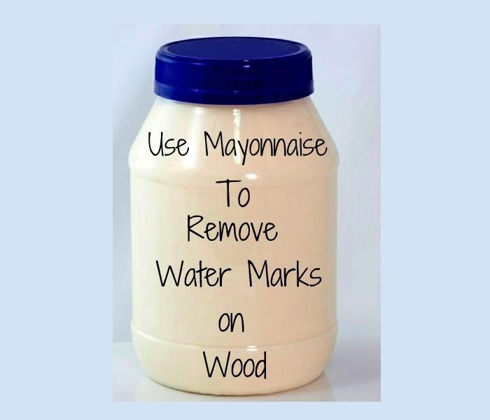 General How to Get Rid of Water Rings on Wood With Mayo