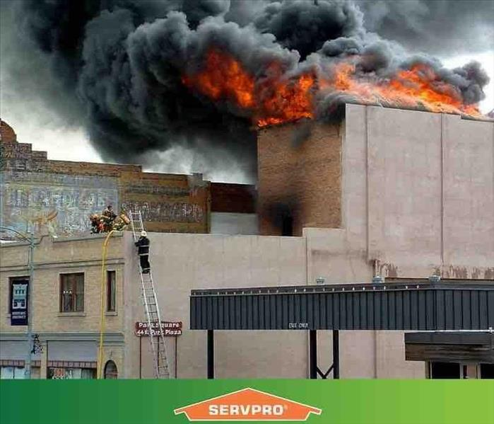 Commercial Fire and Smoke Damage Can be Devastating For Your Business