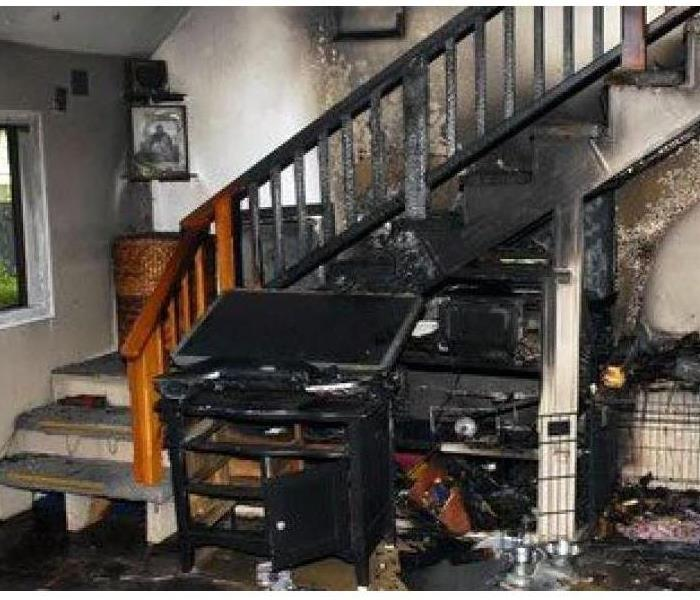 Fire Damage Staying Safe in the Summer
