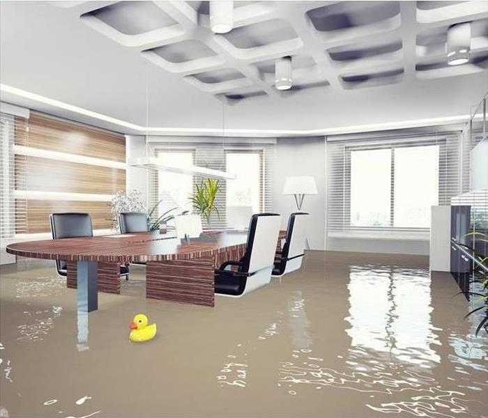 Commercial SERVPRO: Your Experts in Commercial Water Damage