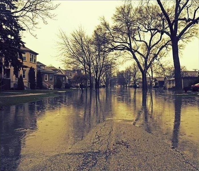 Water Damage Rain Damage and Flood Damage to your Home