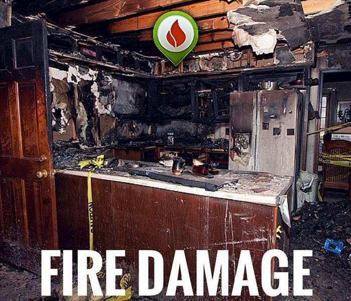 Fire Damage We Are Here To Help When Dealing With Fire Damage