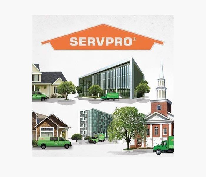 Commercial Commercial Damage? SERVPRO Responds Immediately