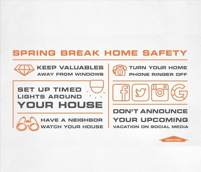 General Today's Tip: Leaving Town For Spring Break??